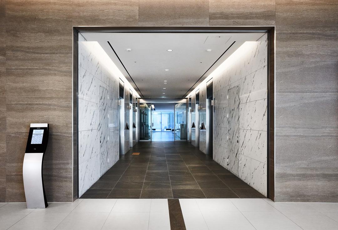 Data center floor tiles