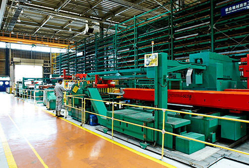 Main Manufacturing Plant